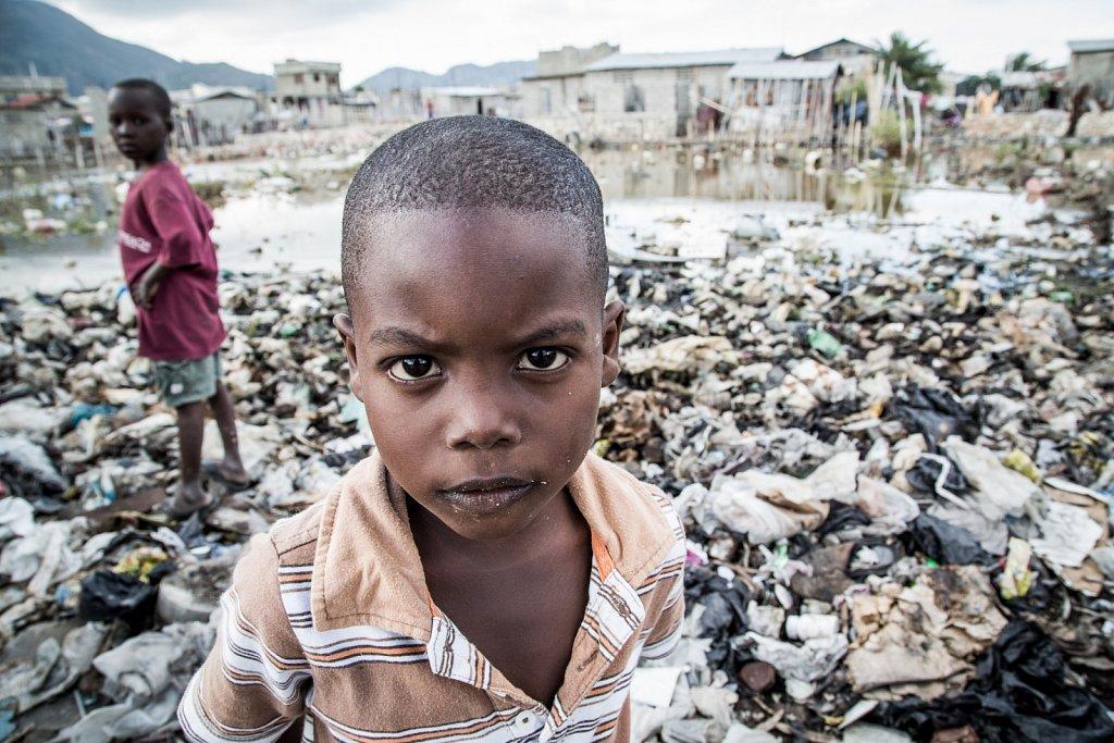 Mit Eva Habermann in Haiti